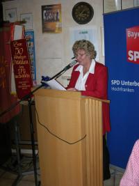 1. Vorsitzende Margit Zink-Brunner